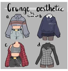 Cute Casual Outfits, Edgy Outfits, Anime Outfits, Mode Outfits, Retro Outfits, Batman Outfits, Soft Grunge Outfits, Grunge Clothes, Teen Fashion Outfits