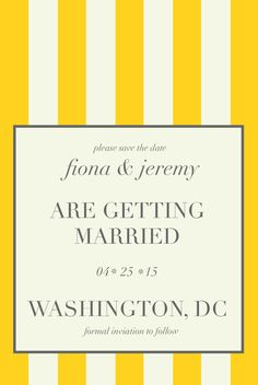 Summertime Save the Dates // Blog » June Mango Design Boutique #savethedate #wedding #summer