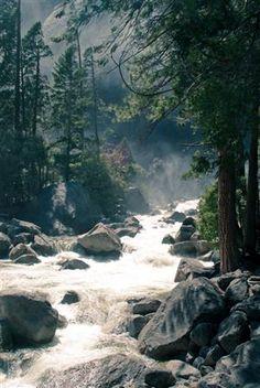 """and a river runs through it"""