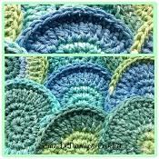 Free Crochet Face Scrubbies & Soap Pouch - via @Craftsy