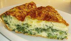 Brza pita sa špinatom bez kora jako ukusna i meka! Albanian Recipes, Croatian Recipes, Albanian Food, Serbian Food, Greek Recipes, Pie Recipes, Cooking Recipes, Recipies, Gastronomia