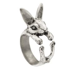 #rubbitring #aestheticring #aestheticjewelry #grungering #grungejewelry Hippie Vintage, Hippie Chic, Knuckle Rings, Ring Ring, Fashion Rings, Fashion Jewelry, Jewelry Shop, Moda Chic, Animal Rings