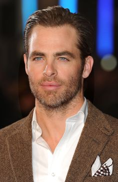 Chris Pine is off the market — and we are crying tears of jealous rage