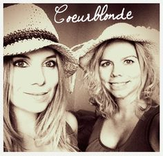 coeurblonde.com - Two Dutch dreamers who love creating (we have our own label), graphic design,