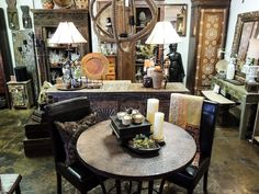 Worldly decor and fine home furnishings! #tables #chairs #cabinets #buffets #throws #fabrics #candles #consoles #mirrors #vases #rope #chandelier #boneinlay #dressers #lamps #lampshades #benches #endtables #panels #pots #buddhas #shop #vintage #rustic #phoenix #tempe #scottsdale #arizona #local #homedecor