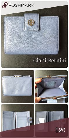 Giani Bernini Wallet Good condition leather wallet. Giani Bernini Bags Wallets