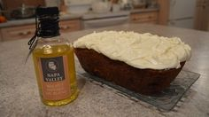Treat the family to an Incredible #CarrotCake + #Walnut #CreamCheese #Icing - bake one up! #carrot #cake  Brought to you by Wine Country Kitchens: http://WineCountryKitchens.com  * Get #recipes & more @ Cooking With Kimberly : http://cookingwithkimberly.com @CookingWithKimE #cwk