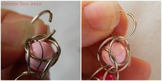 Someone Else's Genius: Love Cage Captured Bead Chainmaille {tutorial}