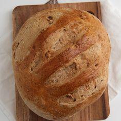Vidunderlig valnøttbrød - My Little Kitchen Little Kitchen, Food And Drink, Baking, Nice, Bakken, Nice France, Backen, Sweets, Pastries