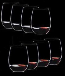 O Cabernet #wine glasses from Rosehill Wine Cellars, #wineaccessories, #winestorage experts!