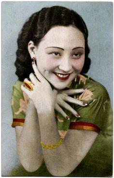 Xu Lai, Shanghai movie star of the 1930s