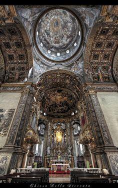 *Chiesa Della Steccata* - Chiesa Della Steccata  Parma -- Italy