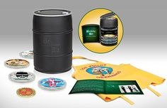 Breaking Bad DVD/Blue Ray Home Entertainment Package