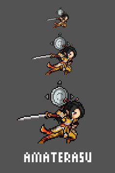 Amaterasu, The Shining Light http://www.smitegame.com/