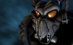 Download Wallpaper 1280x800 Fallout 2, Fallout, Enclave, Armor