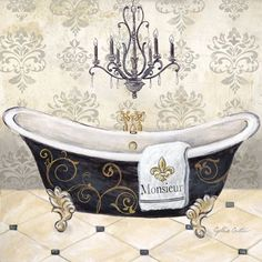 His and Hers Tub II (Cynthia Coulter)