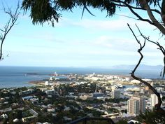 Townsville - view from Castle Hill