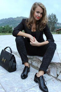Total black   Women's Look   ASOS Fashion Finder
