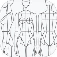 Prêt à Template - App for drawing fashion sketches par PRET A TEMPLATE CRIACAO E COMERCIALIZACAO DE SOFTWARE DE MODA LTDA