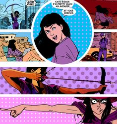 Kate Bishop. Hawkeye. Marvel.