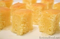 Lemon Cakes from A Game of Thrones | *Fictional Food- recipes inspired by books, movies, etc.*