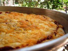 School Cafeteria Pourable Pizza Crust Recipe - Food.com