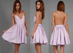 bareback ballerina. contrarian barbara bibb dress.