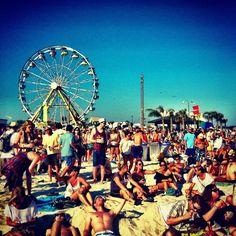 hangout music festival 2012