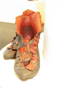 De schoentjes van Peti Verbroekken