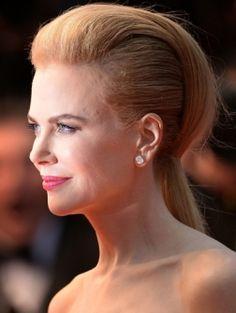 Nicole Kidman's fantastische kapsel van de rode loper tijdens het Cannes Film Festival, tutorial!