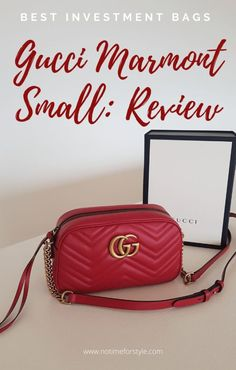 Gucci Marmont: recensione, opinioni e outfit – no time for style New Handbags, Gucci Handbags, Gucci Bags, Gucci Disco, Gucci Marmont Bag, New Fashion Trends, Style Fashion, Fashion Beauty, Best Investments