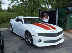 Chevy Camaro SS!.... I think Santa needs to bring me this for Christmas this year!!!