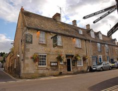 The Royal Oak - Burford, The Cotswolds, England