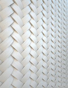 Man-made woven texture; Minimalism Meets Sober Patterns in Modern Apartment, Crimea Wall Patterns, Textures Patterns, Motifs Textiles, Modelos 3d, Contemporary Apartment, Contemporary Interior, White Texture, Shades Of White, Texture Design