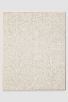 hung Sang-hwa Untitled 74-6, 1974 Acrylic on canvas 89 3/8 x 71 1/4 inches