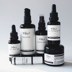 Yüli Skincare, en exclusivité sur Bazar Bio (http://www.bazar-bio.fr/)