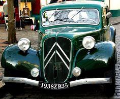 Automobile de collection