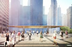 Here's What the New Downtown Apple Store Might Look Like - Downtown - DNAinfo.com Chicago