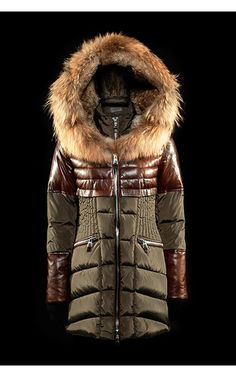 Nicole Benisti Down Winter Coat jk8032