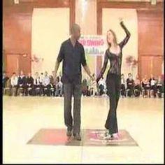 Tessa Cunningham West Coast Swing... okay song.....INCREDIBLE dance!