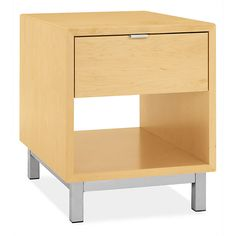 Room & Board - Copenhagen 20w 29d 25h One-Drawer End Table