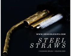 SensibleSips | The Plastic Alternative – Sensible Sips