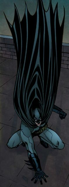 Batman by Mike S Miller