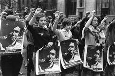 Henri Cartier-Bresson // France, Paris  -  May,1968 Events.