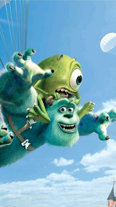 Disney iPhone Wallpaper - Best of Wallpapers for Andriod and ios Disney Pixar, Disney Monsters, Disney And Dreamworks, Disney Cartoons, Disney Art, Disney Movies, Sully Monsters Inc, Cartoon Movies, Htc Wallpaper