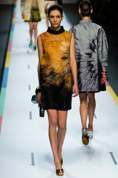Fendi - Primavera/Verano, Milan Fashion Week
