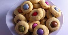 Heute habe ich ein einfaches Rezept für euch um Kinder glücklich zu machen :-) Kleine, handliche, mundgerechte, lustig - bunte Smarties...