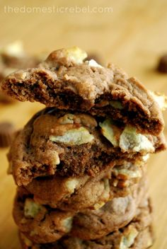 Reese's Chocolate chip potato chip cookie
