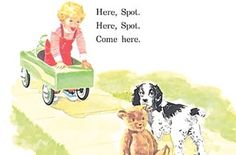 Dick and Jane Book..