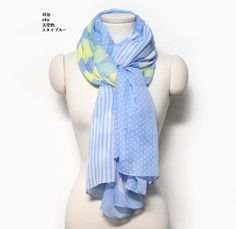 latest spot dot scarves for sales,different colors available,really amazing style-Mar 2015